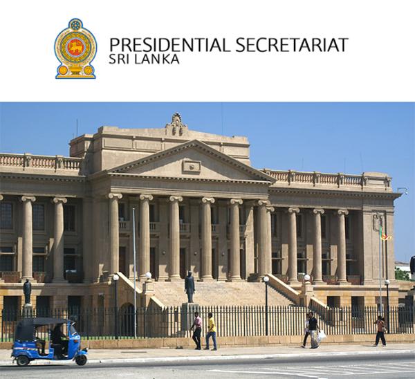 Presidential Secretariat of Sri Lanka