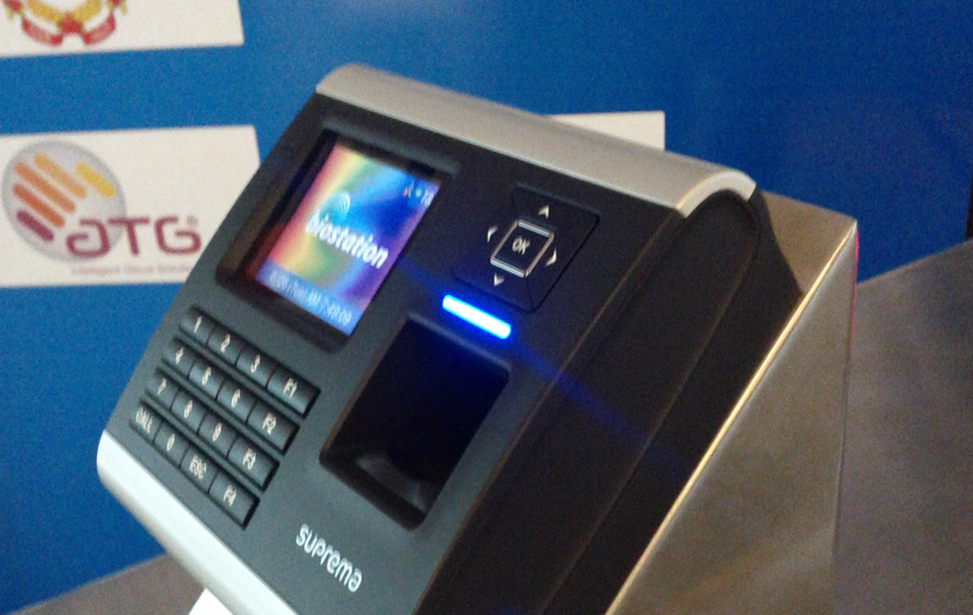 Cenmetrix Biometric Fingerprint Fingerscan Time