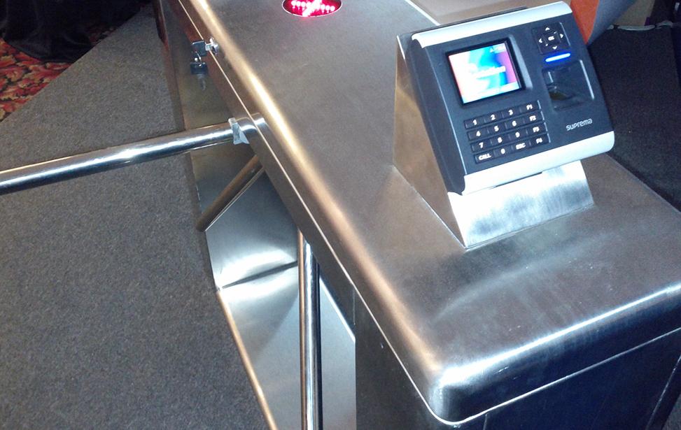 Cenmetrix Biometric Fingerprint Fingerscan Time