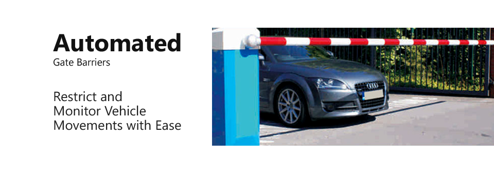 Automated Gate Barriers Automatic Barriers Gates