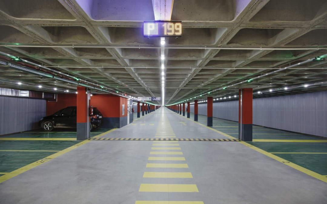 Parking Space Management Cenmetrix Parking Guidance System